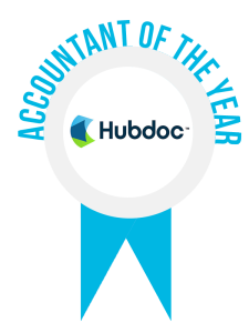 HubDoc Cloud Accountant of the Year Award | Accounting Prose | Small Business Accountants in Denver and Phoenix