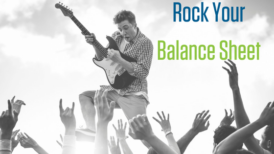 How to Rock your Balance Sheet aka Ratios for Rockstars