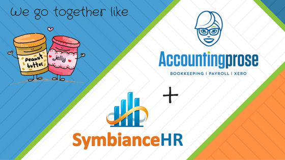 Why Accountingprose and Symbiance HR Are Better Together
